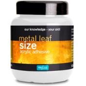 Polyvine Metal Leaf Size 100ml Gold & Metal Acrylic Adhesive