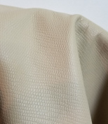 NATURAL BEIGE SOFT LIZARD EMBOSSED COWHIDE LARGE 20 - 2.2sqm LEATHER SKINS 60ml UPHOLSTERY BOOK CHAP NAT LEATHERS