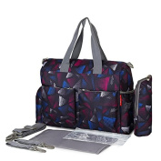 Fashion Multi-Purpose Nappy Tote Bags Baby Nappy Nappy Bag Large Capacity Mummy Bag