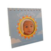 Hallmark Baby's 1st Year of Memories Photo Memory Book Frame