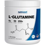 Nutricost L-Glutamine Powder 250 Grammes