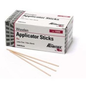Pro Advantage Applicator Stick - 15cm x 0.2cm 1000/Bx 20Bx/Cs