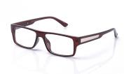 "Newbee Fashion -""Sleek"" Basic Simple Geeky Comfortable Reading Glasses"