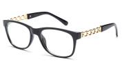 "Newbee Fashion - ""Yume"" Unique Chain Fashion Reading Glasses for Women"