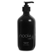Nooky Lube. Natural Non Sticky Water Based Personal Lubricant.470ml