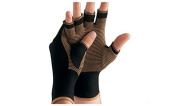 Hand Therapy Fingerless Antibacterial Pain Relief Gloves