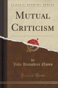 Mutual Criticism