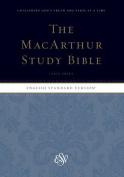 ESV MacArthur Study Bible, Large Print [Large Print]