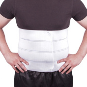 BraceAbility Plus Size Bariatric Abdominal Binder -Fits 120cm - 160cm Circumference