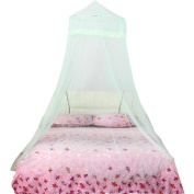 Mosquito Net Bed Canopy,Elevin(TM) Insect Protection Dome Lace Mosquito Nets Indoor Outdoor Play Tent Bed Canopy