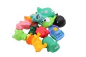 Naovio 4 Pcs Bath Toy for Kids