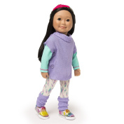 Maplelea Birds of a Feather Outfit for 46cm Dolls