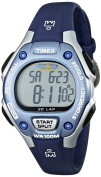 Timex Women's Ironman 30-Lap Digital Quartz Mid-Size Watch - White