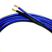 7.6m TRUE 10 Gauge AWG OFC Speaker Wire Car Home Audio