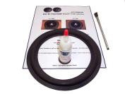 Polk Audio 20cm Subwoofer Foam Surround Repair Kit - 20cm
