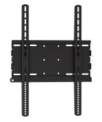 Fixed TV Wall Mount Bracket(05427A) with Anti-theft Protection for 90cm - 180cm LED/LCD TV Flat Panel Monitor,VESA up to 600x 400,Cold-Rolled Steel,Max Load Capacity up to 70kgPower by ProHT