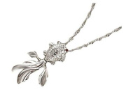 PromiseU Elegant Girls Ladies Women Fashion Ocean Fish Pendant Charm