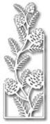 Tutti Designs Thin Metal Die - Pinecone Branch - Tutti-148
