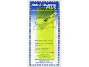 CM Designs Ruler 15cm Add-A-Quarter Plus