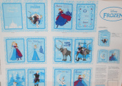 "Frozen by Disney ""Fabric Book"" by the yard"