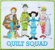 Quilt Squad Pattern By Amy Bradley