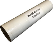 World Weidner Cut Away Machine Embroidery Stabiliser Backing Medium Weight 70ml 25cm by 20 Yards Roll