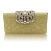 Shiratori Crown Purses and Handbags Evening Bags and Clutches