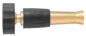 5 Pack - Orbit Adjustable 10cm Brass Water Hose Spraying Nozzle