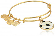 Alex and Ani Team USA Soccer Expandable Bangle Bracelet