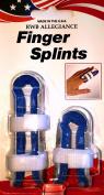 Fold Over Finger Splints