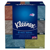 Kleenex Everyday Facial Tissues 160 Count, 6 Pack
