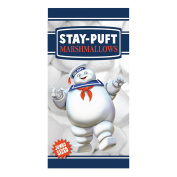 Factory Entertainment Ghostbusters Stay Puft Marshmallow Man Beach Towel Novelty