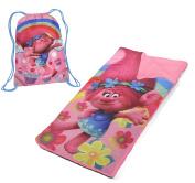 Dreamworks Trolls Drawstring Carry Bag with Nap Mat