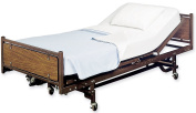 """Fitted Hospital Bed Sheets, Soft Knitted Jersey Knit Sheet, 90cm x 210cm x 16"""""""