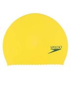 Speedo Solid Latex Swim Cap