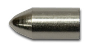 Carbon Express Thunder Archery Point (100 Pack), Silver