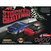 AFX Stocker Challenge, HO Scale Slot Car Racing Track Set