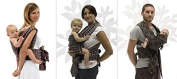MHUG Mei Tai baby carrier, ergonomic and patented. 100% Made in Italy, Sunny