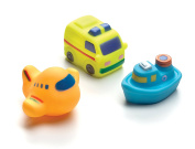 Playgro On The Move Squirtees for Baby