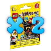 LEGO Minifigures Series 16 - 2 Blind Bags