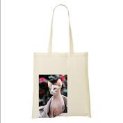 Sphynx CAT 100% Cotton Bag (FC) #14
