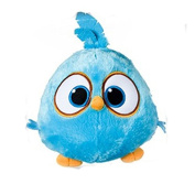 ANGRY BIRDS 'HATCHLINGS' SOFT PLUSH TOY - BLUE