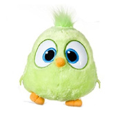 ANGRY BIRDS 'HATCHLINGS' SOFT PLUSH TOY - GREEN