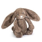 Jellycat Bashful Pecan Bunny - Medium