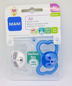 Mam Air Soother Twin Pack 6m+