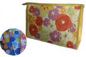 Bag for Cosmetics Assorted Colours With Zip
