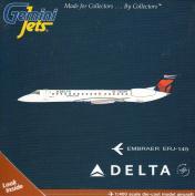 GEMGJ1524 1:400 Gemini Jets Delta Connexion Embraer ERJ-145 Reg #N564RP