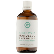 Almond oil (100ml) - a pure base oil for skin and hair care