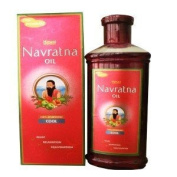 Himani Navratna Ayurvedic Herbal Hair (MultiPurpose) Oil 100ml by Himani