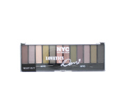NYC Lovatics by Demi 12 Colour Eyeshadow Palette-030 Night Out